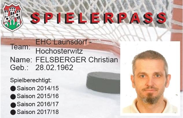 Felsberger Christian