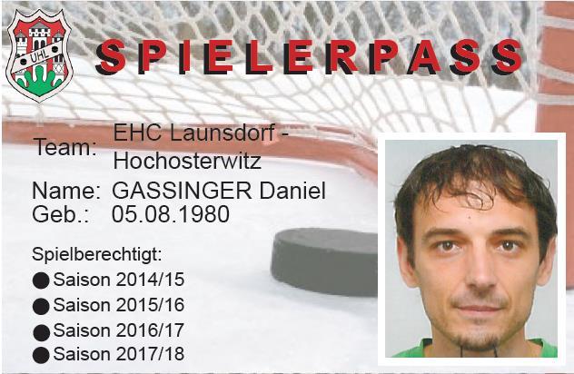 Gassinger Daniel